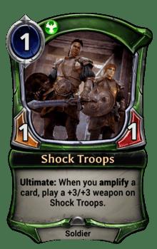 Shock Troops