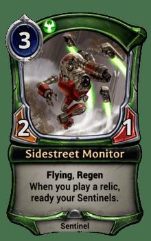 Sidestreet Monitor