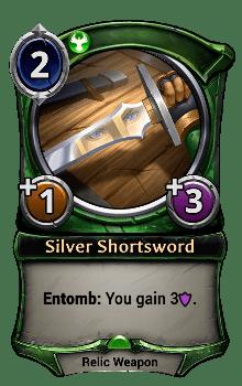 Silver Shortsword