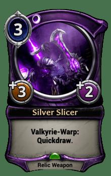 Silver Slicer