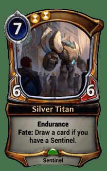 Silver Titan