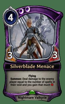Silverblade Menace