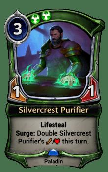 Silvercrest Purifier
