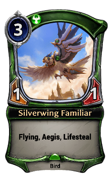 Silverwing Familiar