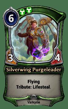 Silverwing Purgeleader