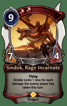 Sindok, Rage Incarnate