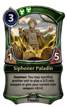 Siphoner Paladin