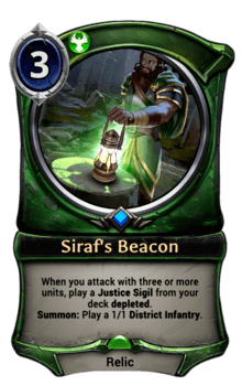 Siraf's Beacon