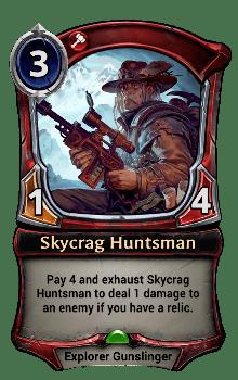 Skycrag Huntsman