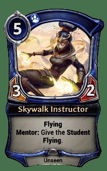 Skywalk Instructor