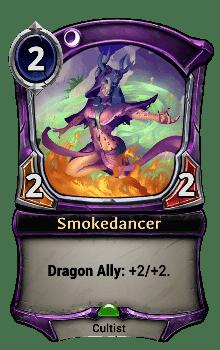 Smokedancer