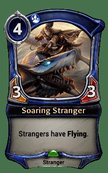 Soaring Stranger