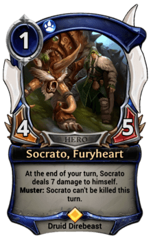 Socrato, Furyheart