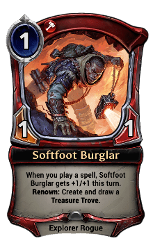 Softfoot Burglar