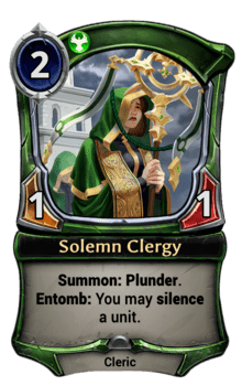Solemn Clergy
