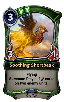 Soothing Shortbeak