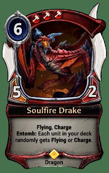 Soulfire Drake