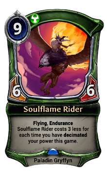 Soulflame Rider