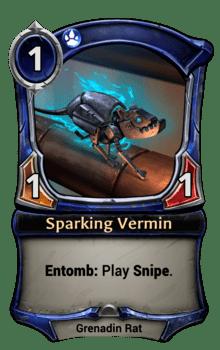 Sparking Vermin