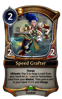 Speed Grafter