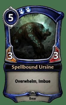 Spellbound Ursine