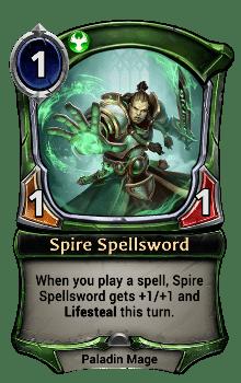 Spire Spellsword