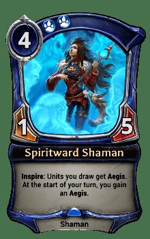 Spiritward Shaman