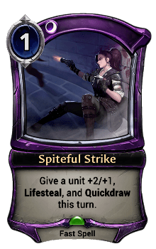 Spiteful Strike