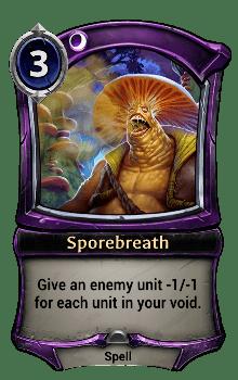 Sporebreath