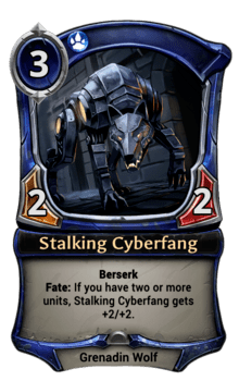 Stalking Cyberfang