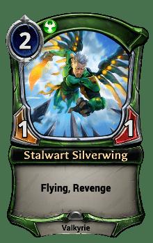 Stalwart Silverwing