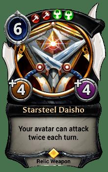 Starsteel Daisho
