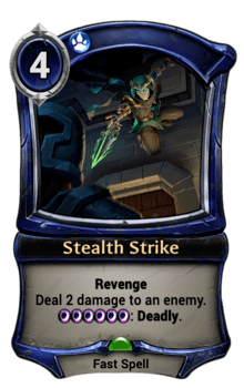 Stealth Strike