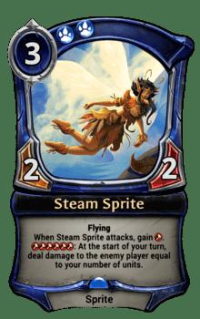 Steam Sprite