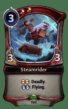 Steamrider
