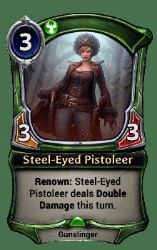 Steel-Eyed Pistoleer