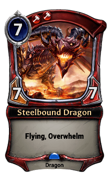 Steelbound Dragon