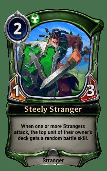 Steely Stranger