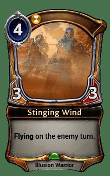 Stinging Wind