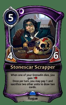 Stonescar Scrapper