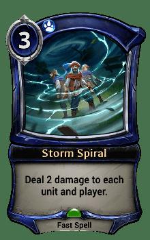 Storm Spiral