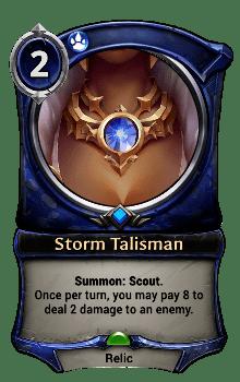 Storm Talisman