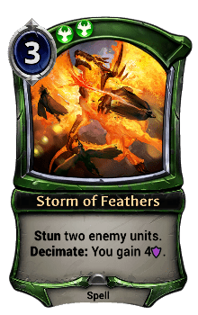 Storm of Feathers