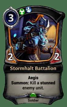 Stormhalt Battalion