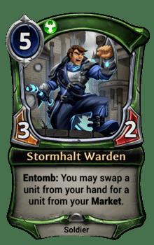 Stormhalt Warden