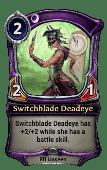 Switchblade Deadeye