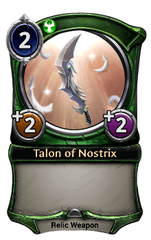 Talon of Nostrix