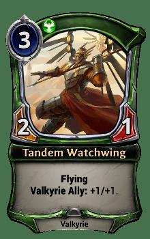 Tandem Watchwing
