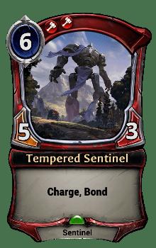 Tempered Sentinel