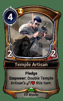 Temple Artisan